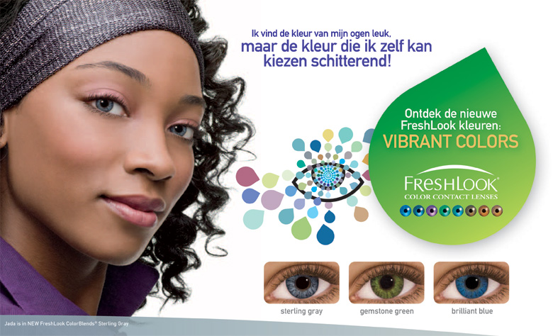 FreshLook VIBRANT COLORS